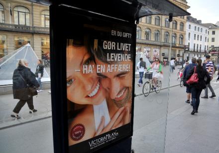 victoria milan kostnad dansk