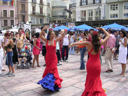 spanske nyheder heste fest alle