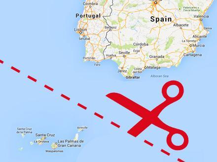 Oer Vil Have Selvstyre Spanien I Dag