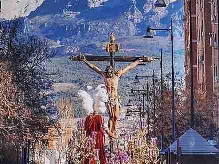 Landets Mest Kendte Påskeoptog Spanien I Dag