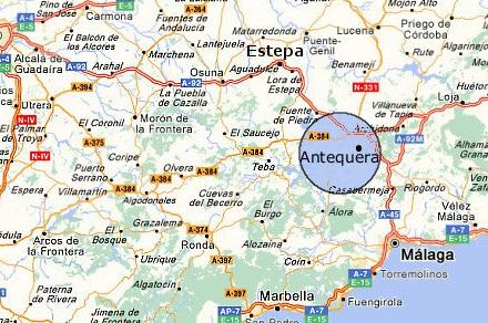 Fantastiske Formationer Spanien I Dag