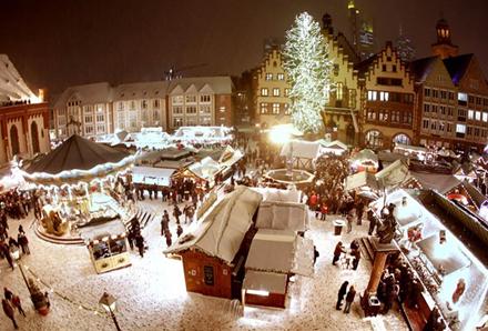 jul knull i tyskland