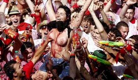 Kampen Mod Brysterne Spanien I Dag